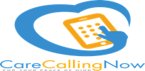 CareCallingNow Automated Wellness Check-in by Phone so you can be CERTAIN they have NOT FALLEN