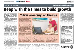 sun-news-paper-silver-economy-on-rise-care -calling-wellness-checkins